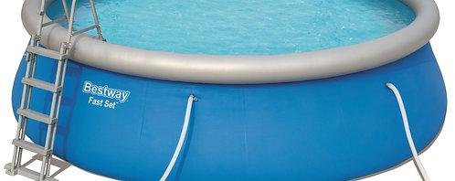 Bestway Pool mit Filterpumpe 457 x 122 cm