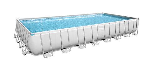 Bestway Pool Komplett-Set Sandfilter 956 x 488 x 132 cm