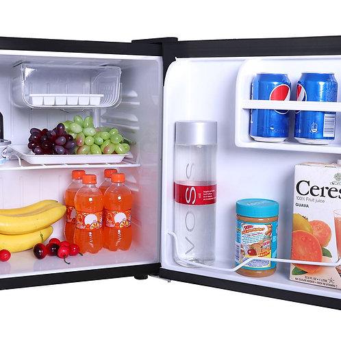 Kühlschrank mit Gefrierfach 46 L schwarz