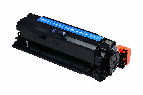 Toner cyan kompatibel mit HP CE401A