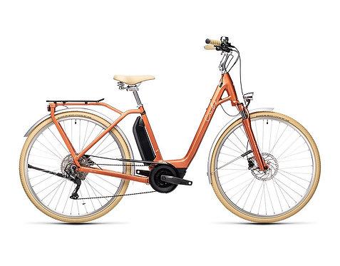 CUBE Ella Ride Hybrid 400 Easy Entry red´n´grey
