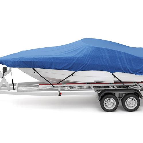 Bootsplane blau XL