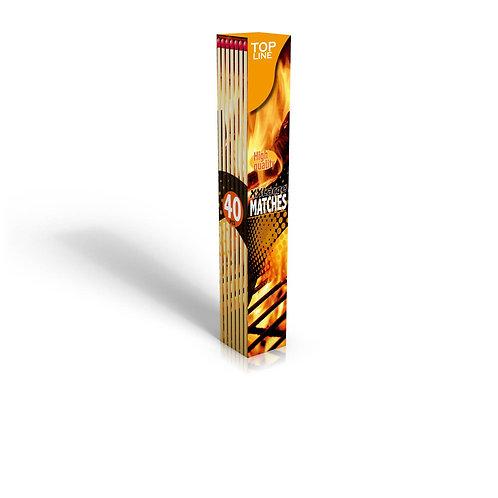 XXL Streichhölzer 40 Stück