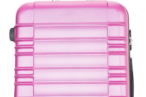 Reisekoffer Handgepäck Grösse L pink