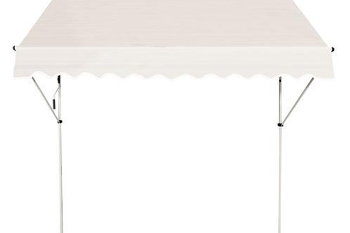 Balkonmarkise 200 x 120 cm beige
