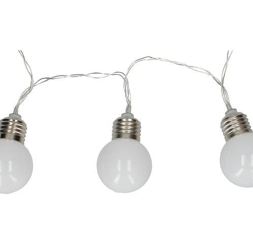 LED Lichterkette Glühbirnen