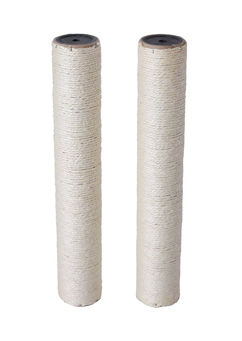 Kratzbaum Stamm im Doppelpack 6.8 x 32 cm