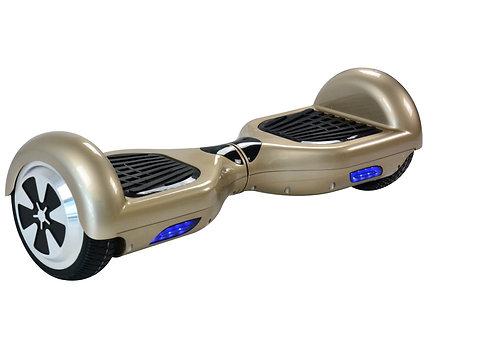 Elektro Hoverboard champagne