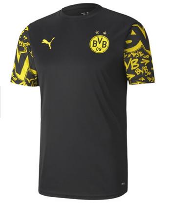 Puma Men's BVB Stadium Jersey Yellow Away 100% chính hãng
