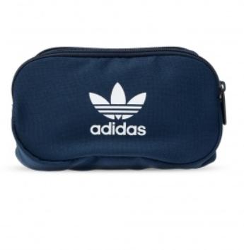 Túi Adidas Originals Logo Bum Bag In Navy 100% chính hãng