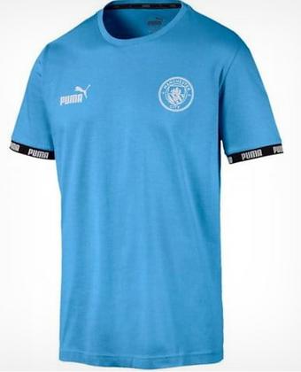 Áo Thun Nam Puma Manchester City Fc Football Culture 100% Chính Hãng