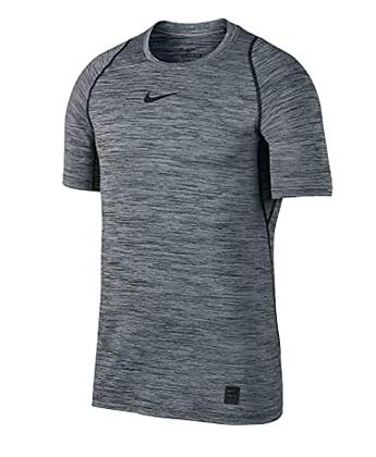 Áo Thun Nam Nike Pro Heather Printed Fitted 100% chính hãng
