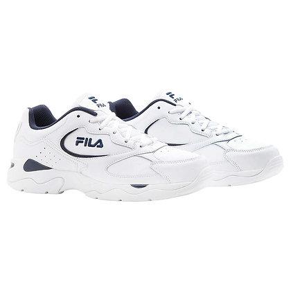 Giày Nam FILA Leather Running Shoes 100% Chính Hãng