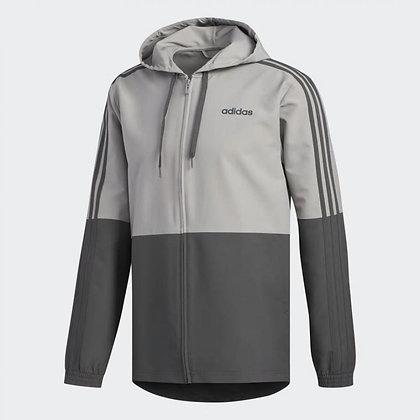 Áo Khoác Nam Adidas 3 Stripes Windbreaker 100% Chính Hãng
