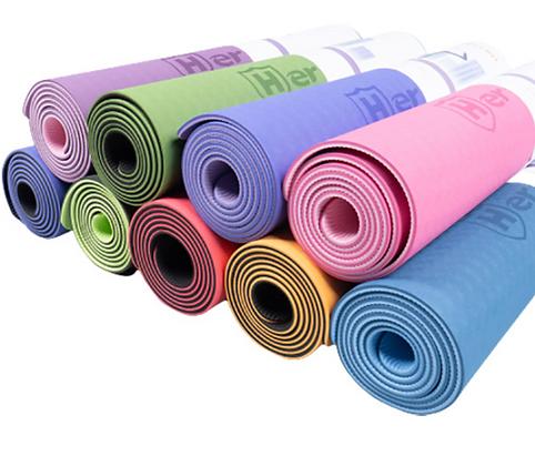 Thảm Yoga Gym Hercule Cao Cấp PU 100% chính hãng