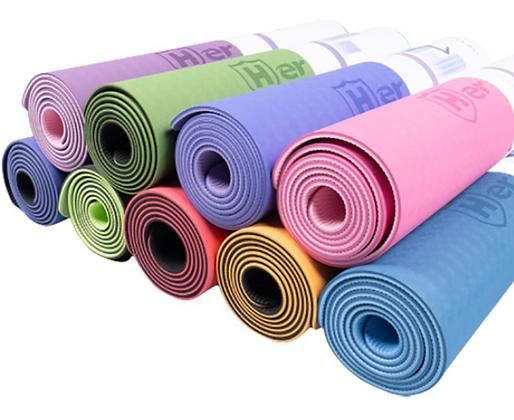 Thảm Yoga Gym Hercule TPE 100% chính hãng