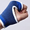 Thumbnail: Găng Tay Gym Yoga Đơn Giản - Xanh Dương 100% chính hãng