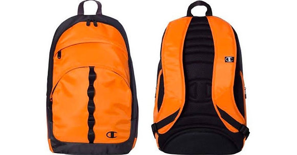 Balo Champion Absolute Orange 100% Chính Hãng