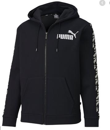 Áo Khoác Nam Puma Amplified Fleece Full Zip Men's Hoodie 100% Chính Hãng