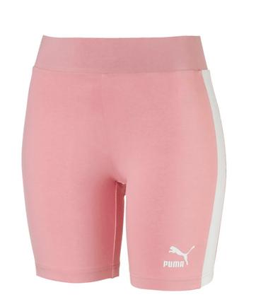 Puma Leggings Shorts In Rose-Exclusive To Asos 100% Chính Hãng
