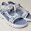 Thumbnail: Dép Fila Andros Tie Dye Sandals 100% Chính Hãng