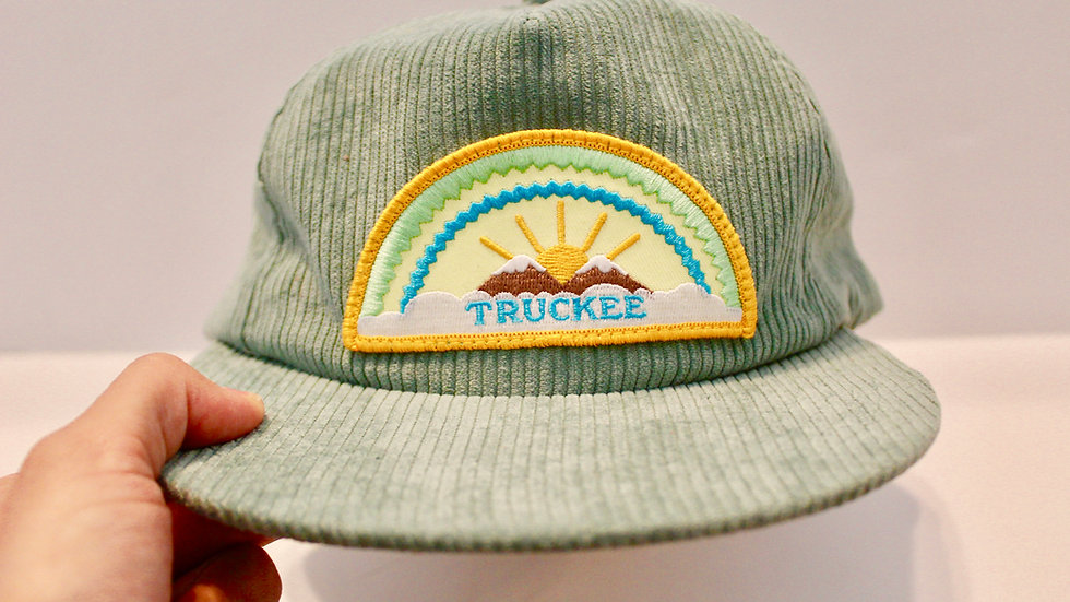 The Truckee Hat (Seafoam)