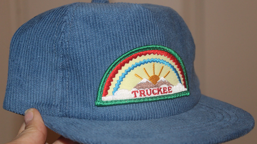 The Toddler/Baby Truckee Hat (Classic Blue)