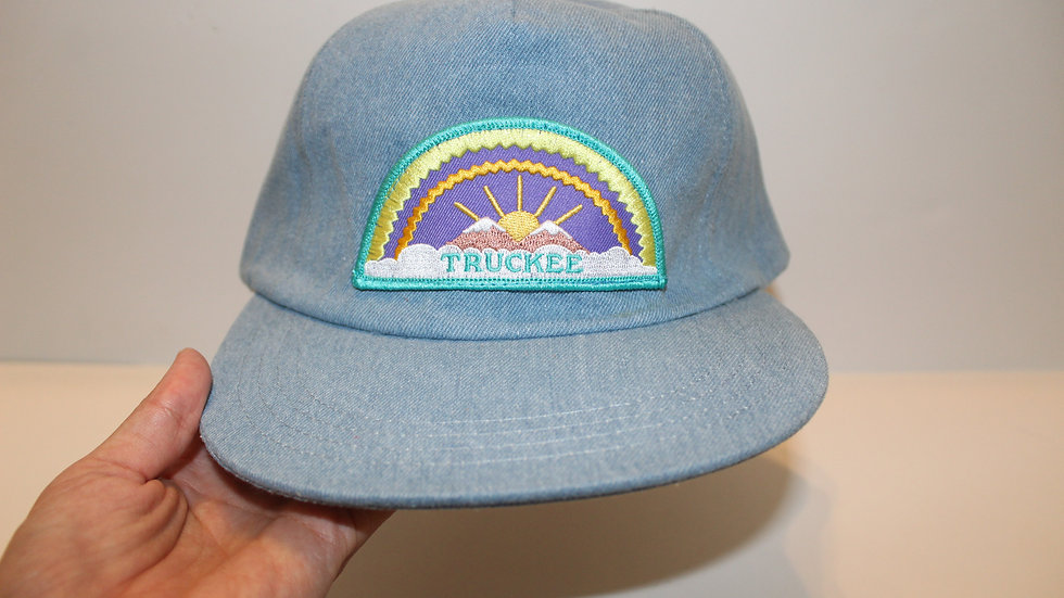 The Truckee Hat (Denim)