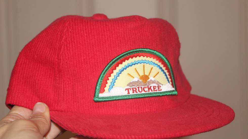 The Toddler/Baby Truckee Hat (Classic Red)