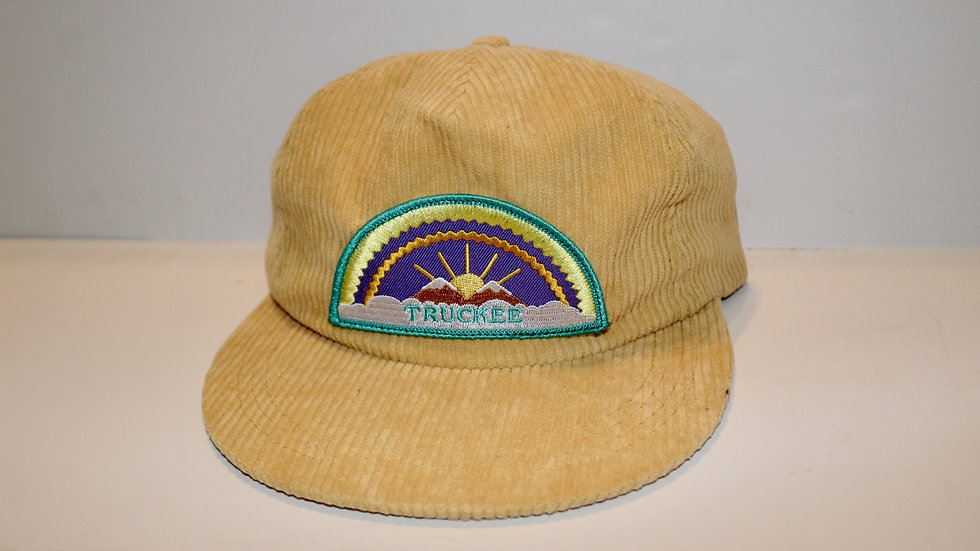 The Truckee Hat (Mellow Yellow)