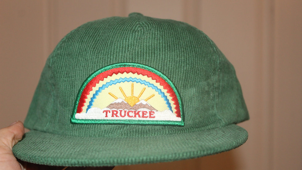The Truckee Hat (forest green)