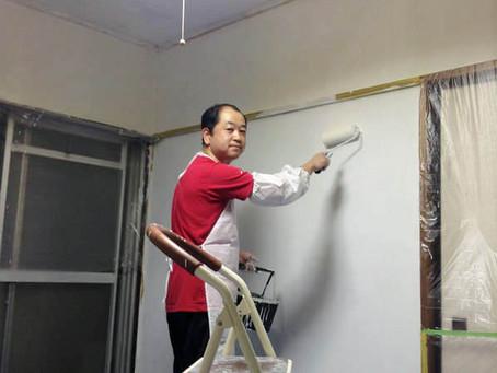 ■福島県 深堀さま:断熱材の入っていない建物をガイナで断熱