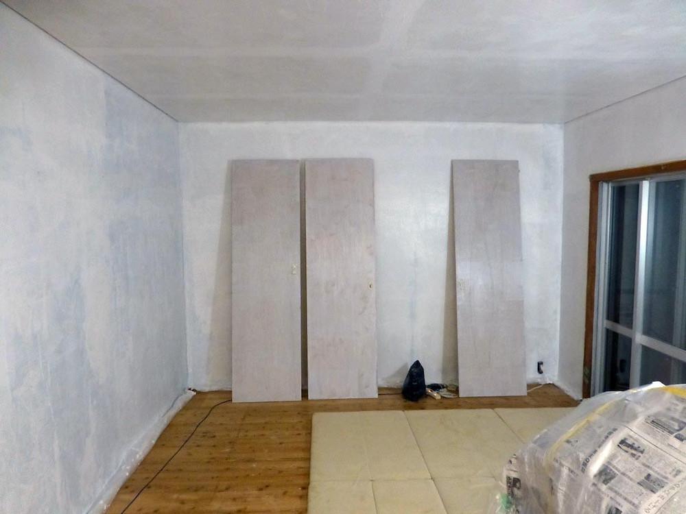 ガイナ 壁 塗装