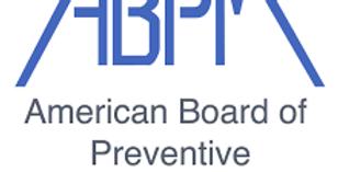 American Board of Preventive Medicine