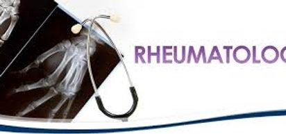 Prometric + PEARSON McQs  in Rheumatology
