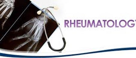 Prometric McQs  in Rheumatology