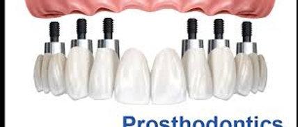Prometric  McQs  in Prosthodontics