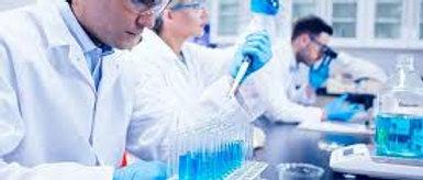 Prometric McQs for Biochemistry Technician