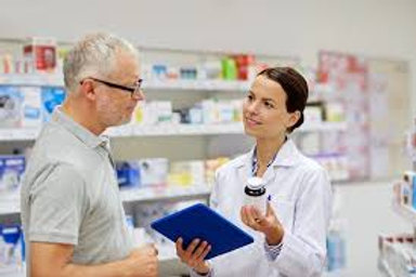 Prometric  McQs Questions for Assistant Pharmacist