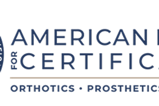 American Board for Certification in O, P&P