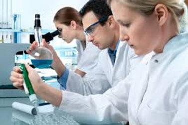 Prometric McQs  in Lab technician