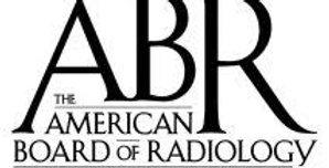 American Board of Diagnostic Radiology