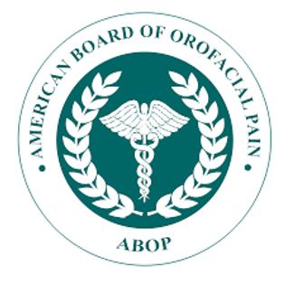 The American Board of Orofacial Pain Certification exam