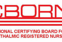 National Certifying Board for Ophthalmic Registered Nurses