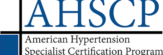 American Hypertension Specialist Certification Program