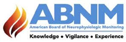 American Board of Neurophysiologic Monitoring