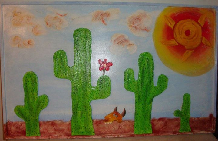 Painel caatinga