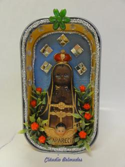 Oratório de Nossa Senhora infantil