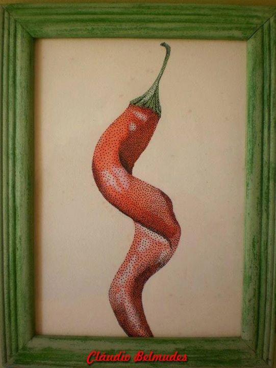 Quadro pimenta