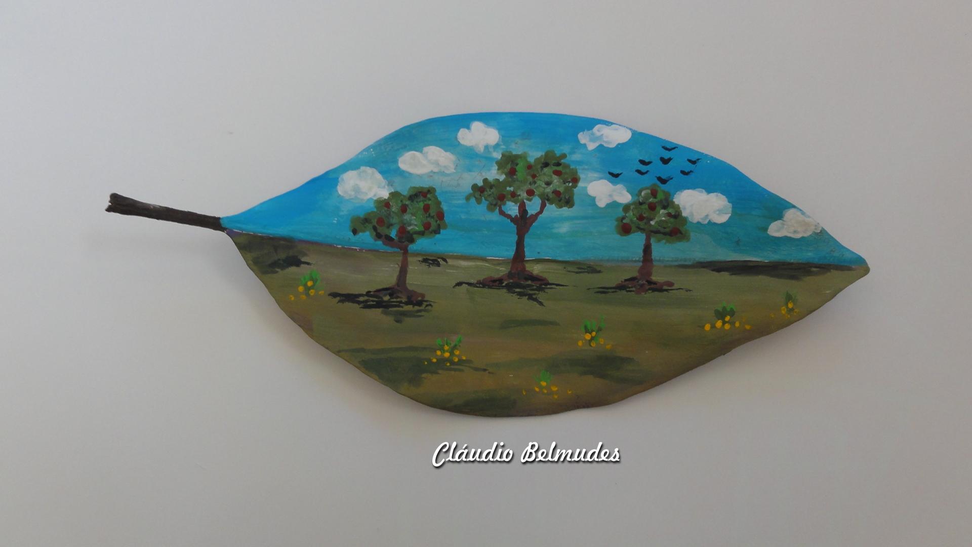 Paisagem - Árvores